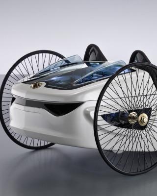 Mercedes Benz F Cell Roadster - Obrázkek zdarma pro Nokia X2-02