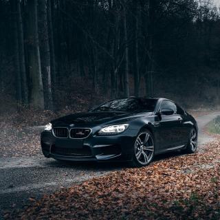 BMW M6 Coupe - Obrázkek zdarma pro iPad 3