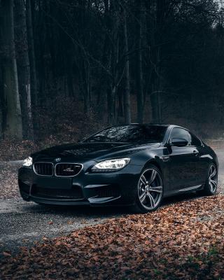 BMW M6 Coupe - Obrázkek zdarma pro 640x1136