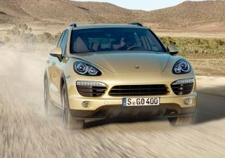 Porsche Cayenne papel de parede para celular
