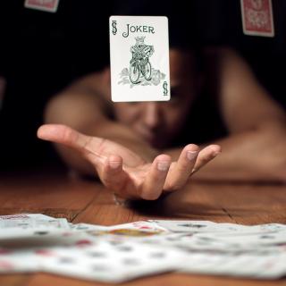 Lucky Card - Obrázkek zdarma pro 128x128