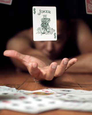 Lucky Card - Obrázkek zdarma pro iPhone 3G