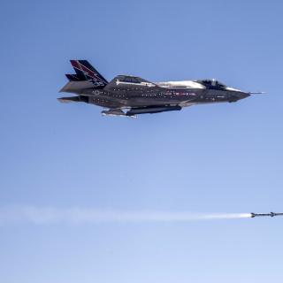 Lockheed Martin F 35 Lightning II - Obrázkek zdarma pro 208x208