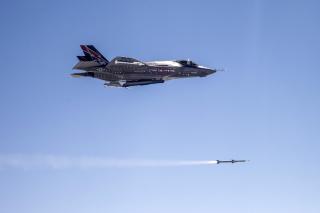 Lockheed Martin F 35 Lightning II - Obrázkek zdarma pro 1280x720