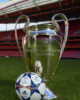 Estadio da Luz with UEFA Euro Cup - Obrázkek zdarma pro Nokia Lumia 928