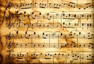 Music Notes - Obrázkek zdarma pro Sony Xperia C3