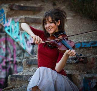 Lindsey Stirling Violin - Obrázkek zdarma pro 2048x2048