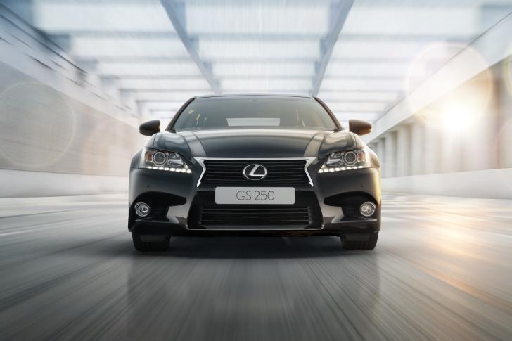 Lexus GS250 wallpaper