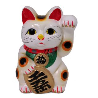 Maneki Neko Lucky Cat - Obrázkek zdarma pro iPad mini 2