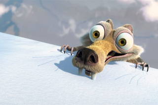 Free Scrat - Ice Age Picture for Android, iPhone and iPad
