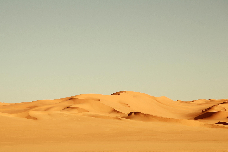 Пустынные холмы  № 1912689 бесплатно