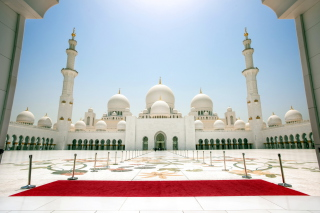 Abu Dhabi Background for Android, iPhone and iPad