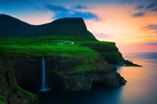 Free Faroe Islands Picture for Android, iPhone and iPad