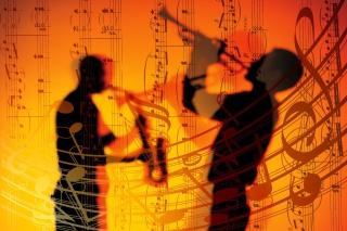 Jazz Duet - Obrázkek zdarma pro Sony Xperia C3