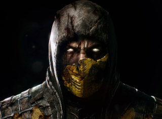 Scorpion - Marvel Comics Background for Android, iPhone and iPad