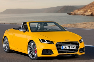 Free Audi TTS TT Roadster 2014 Picture for Android, iPhone and iPad
