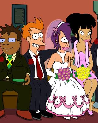 Simpsons - Obrázkek zdarma pro 640x1136