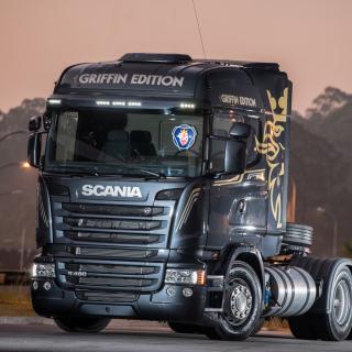 Scania R480 Truck - Obrázkek zdarma pro iPad Air