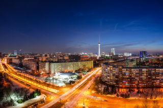 Free Berlin City Center Picture for Android, iPhone and iPad