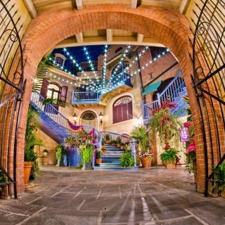 Disneylands Club 33 - Obrázkek zdarma pro 128x128