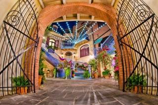 Disneylands Club 33 - Obrázkek zdarma pro Samsung Galaxy S4