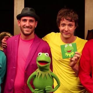 OK Go American Music Band - Obrázkek zdarma pro 128x128