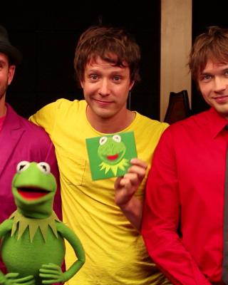 OK Go American Music Band - Obrázkek zdarma pro Nokia Lumia 920T