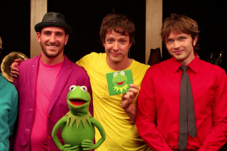 OK Go American Music Band - Obrázkek zdarma pro Android 320x480