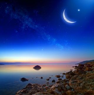 Moonlight - Obrázkek zdarma pro iPad