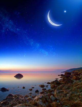 Moonlight - Obrázkek zdarma pro Nokia Asha 501