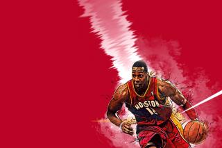 Dwight Howard, Houston Rockets - Obrázkek zdarma pro Android 1920x1408