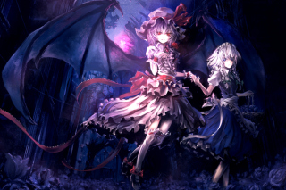 Touhou Wallpaper for Android, iPhone and iPad