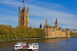 Free Palace of Westminster Picture for Android, iPhone and iPad