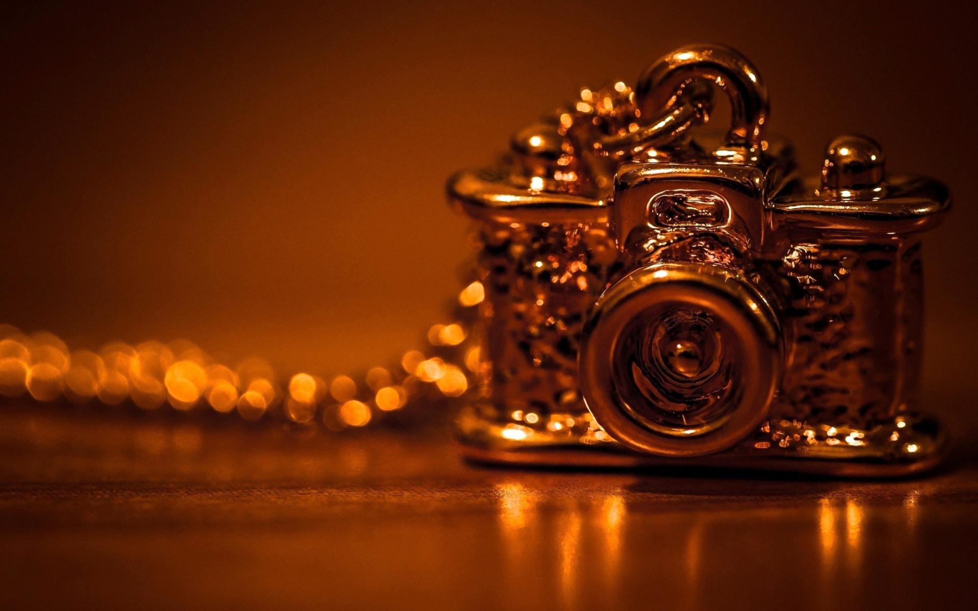 Vintage golden camera fondos de pantalla gratis para for Imagenes full hd para fondo de pantalla