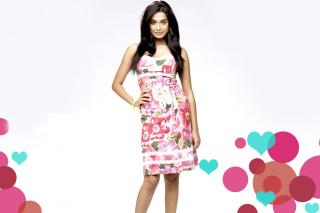 Sarah Jane Dias Indian Host - Obrázkek zdarma pro HTC One X