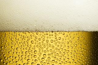 Free Beer Foam Picture for Android, iPhone and iPad