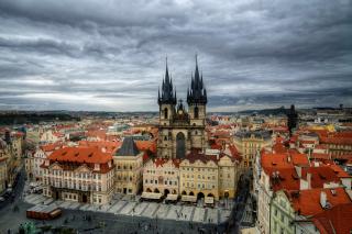 Kostenloses Old Town Square Prague Wallpaper für Android, iPhone und iPad