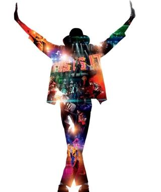 Michael Jackson - Obrázkek zdarma pro Nokia Asha 309