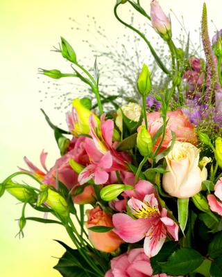 Calla Lily Bouquet - Obrázkek zdarma pro 360x480