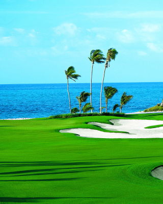 Golf Course on Ponte Vedra Beach - Obrázkek zdarma pro Nokia Lumia 920