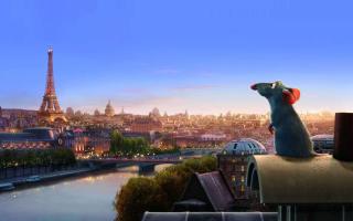 Ratatouille - Obrázkek zdarma pro 960x800