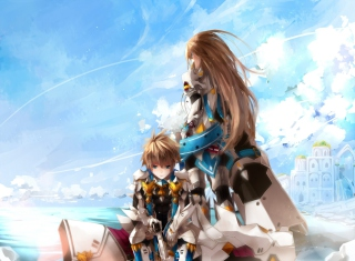Free Chung (Elsword) - Zerochan Anime Picture for Android, iPhone and iPad