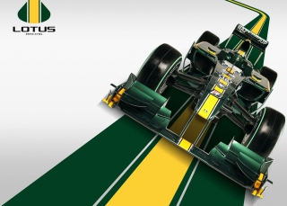 Lotus F1 Wallpaper for Android, iPhone and iPad