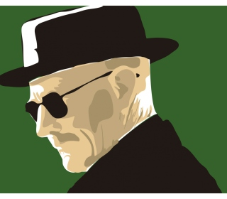 Walter White - Obrázkek zdarma pro iPad 2
