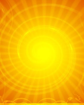 Vector Sun Rays - Obrázkek zdarma pro 360x400