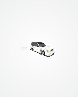 Subaru Forester Sf5 - Obrázkek zdarma pro iPhone 4