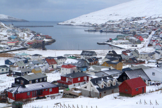 Faroe Island Photo Wallpaper for Android, iPhone and iPad