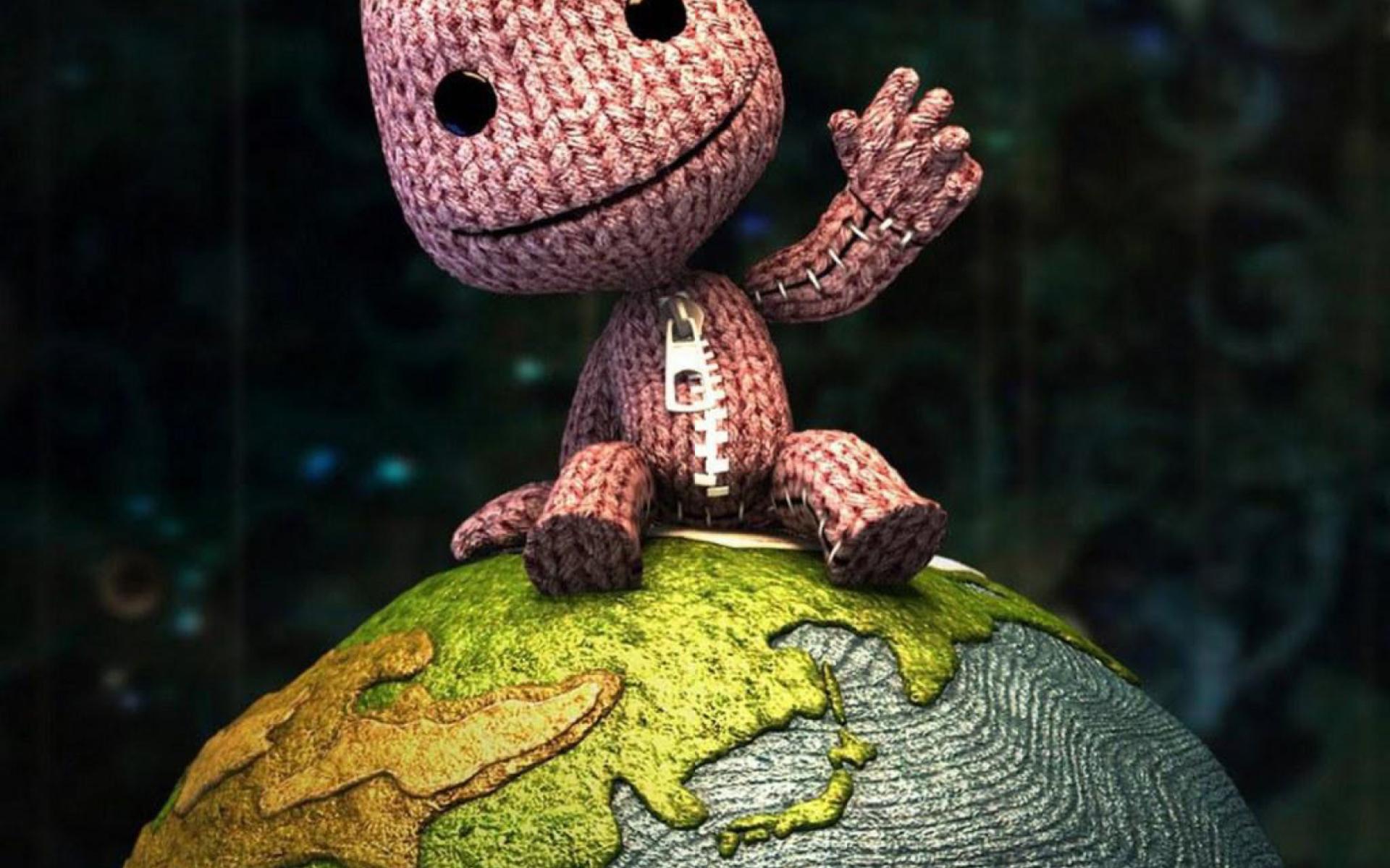 графика игры The Little Big Planet graphics game  № 1878053 бесплатно