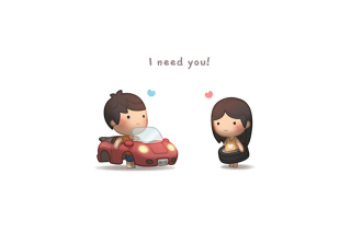 Free I need you Picture for Android, iPhone and iPad