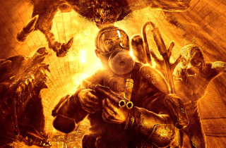 Metro 2033 Picture for Android, iPhone and iPad
